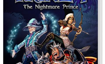 Trine 4: The Nightmare Prince Nintendo Switch Game