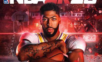 NBA 2K20 PS4 Game