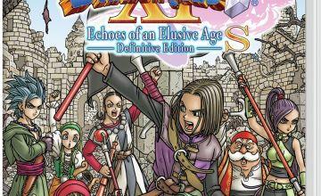 Dragon Quest XI Definitive Edn Nintendo Switch Game