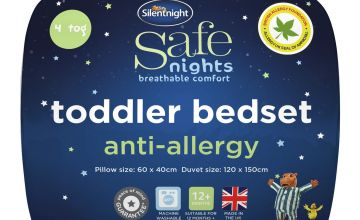 Silentnight Safe Nights Anti Allergy Duvet and Pillow Set