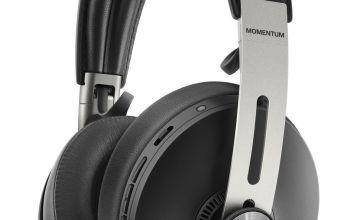 Sennheiser Momentum Over-Ear Wireless Headphones - Black