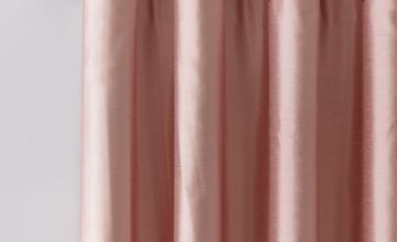 Argos Home Faux Silk Fully Lined Eyelet Curtains