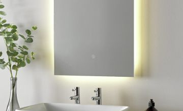 Argos Home Haxby LED Bathroom Mirror