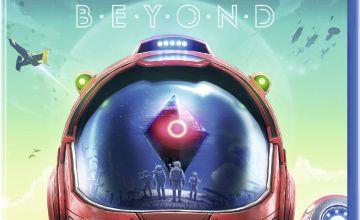 No Man's Sky Beyond PS4 Game
