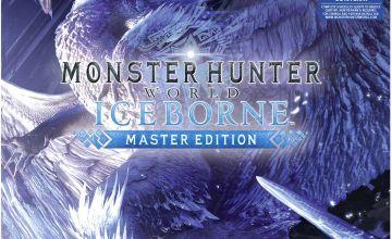 Monster Hunter World: Iceborne Master Edition PS4 Game