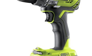 Ryobi Drill Driver 1.5Ah Battery & Charger