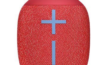 Ultimate Ears WONDERBOOM 2 Bluetooth Wireless Speaker - Red