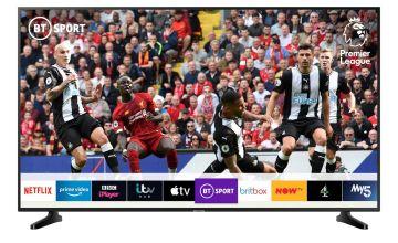 Samsung 50 Inch UE50RU7020 Smart 4K HDR LED TV