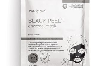 BeautyPro Black Peel Charcoal Mask