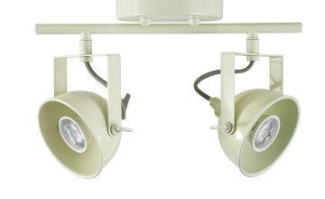 Argos Home Moorlands 2 Light Spotlight - Cream