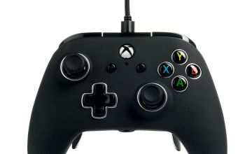 FUSION Pro Wired Xbox One Controller - Black