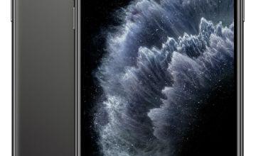 SIM Free iPhone 11 Pro Max 512GB Mobile Phone - Space Grey