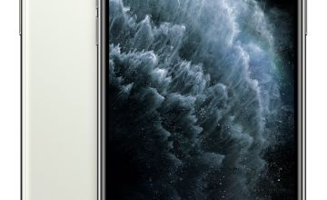 SIM Free iPhone 11 Pro Max 512GB Mobile Phone - Silver