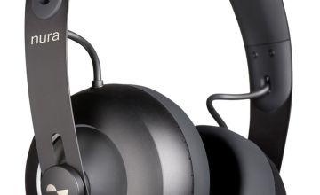 Nura Nuraphone Over-Ear Wireless Headphones - Black