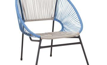 Argos Home Wicker Garden Chair