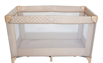 My Babiie Blush Pink Travel Cot