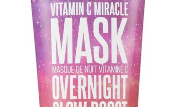 Quick Fix Facials Vitamin C Mask