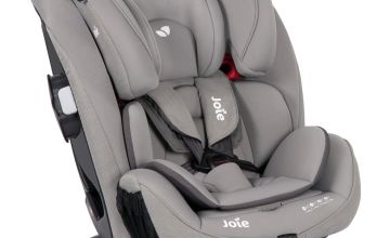 Joie Everystage FX Group 0+/1/2/3 ISOFIX Car Seat - Grey