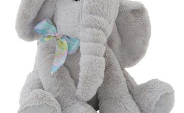 Large Elephant Soft Toy