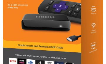 Roku Premiere HD / 4K / HDR Streaming Media Player
