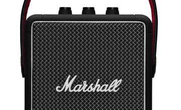Marshall Stockwell II Bluetooth Speaker - Black