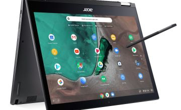 Acer Spin 13.5 Inch i5 8GB 128GB QHD Chromebook and Pen