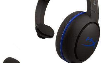 HyperX Cloud Chat PS4 Headset - Black