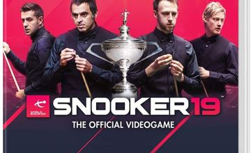 Snooker 19 Nintendo Switch Game