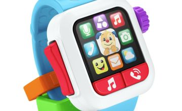 Fisher-Price Laugh and Learn Smart Watch