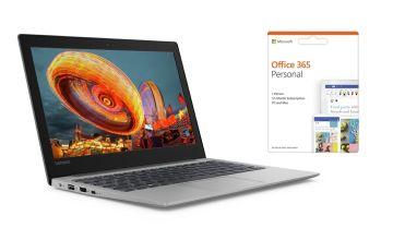 Lenovo IdeaPad S130 11.6 Inch Celeron 4GB 64GB Cloudbook