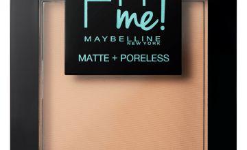 Maybelline Fit Me Matte and Poreless Mattifying Powder