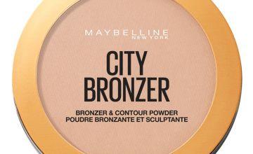 Maybelline City Bronzer - Medium Warm