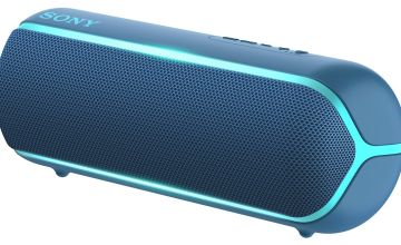 Sony SRS-XB22 Portable Wireless Speaker - Blue