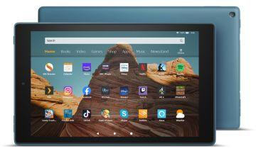 Amazon Fire 10 HD 10.1in 32GB Tablet - Twilight Blue
