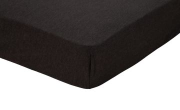 Argos Home Jersey Marl Fitted Sheet