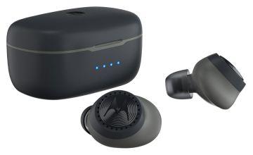 Motorola Verve 200 True-Wireless Sports Headphones - Black