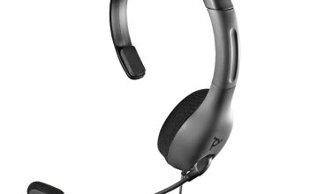 PDP Officially Licensed LVL30 Xbox One & PC Headset – Grey