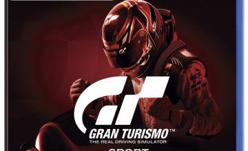 Gran Turismo Sport PS4 Hits Game