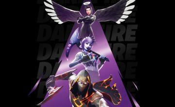 Fortnite Darkfire Bundle Xbox One Game