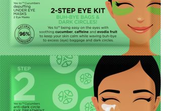 Yes To Cucumbers 2 Step Up Eye Kit