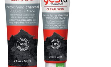 Yes To Tomatoes Charcoal Peel Off Mask