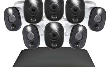 Swann SWDVK-1646808WL DVR 8 1080p FHD CCTV Camera Kit