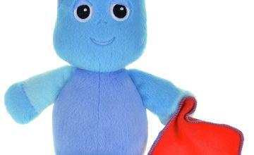 In The Night Garden Large Talking Iggle Piggle Soft Toy