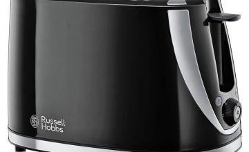 Russell Hobbs 21410 Mode 2-Slice Toaster - Black