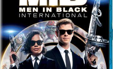Men in Black International Blu-ray