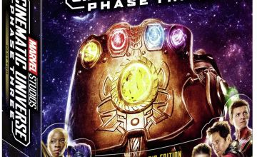 Marvel Studios Collector's Edition Phase 3 DVD Box Set
