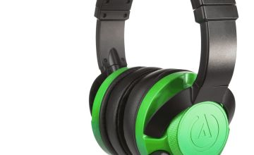 FUSION Xbox One, PS4, PC, Switch Headset - Emerald Fade