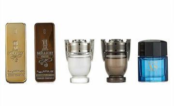Paco Rabanne Men's Miniature Gift Set