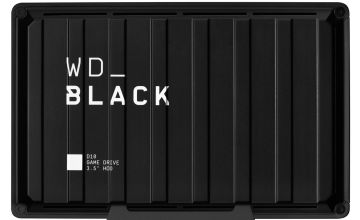 WD Black 8TB D10 Gaming Drive for Console or PC