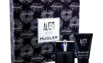 Thierry Mugler Alien Men's Gift Set - 50ml